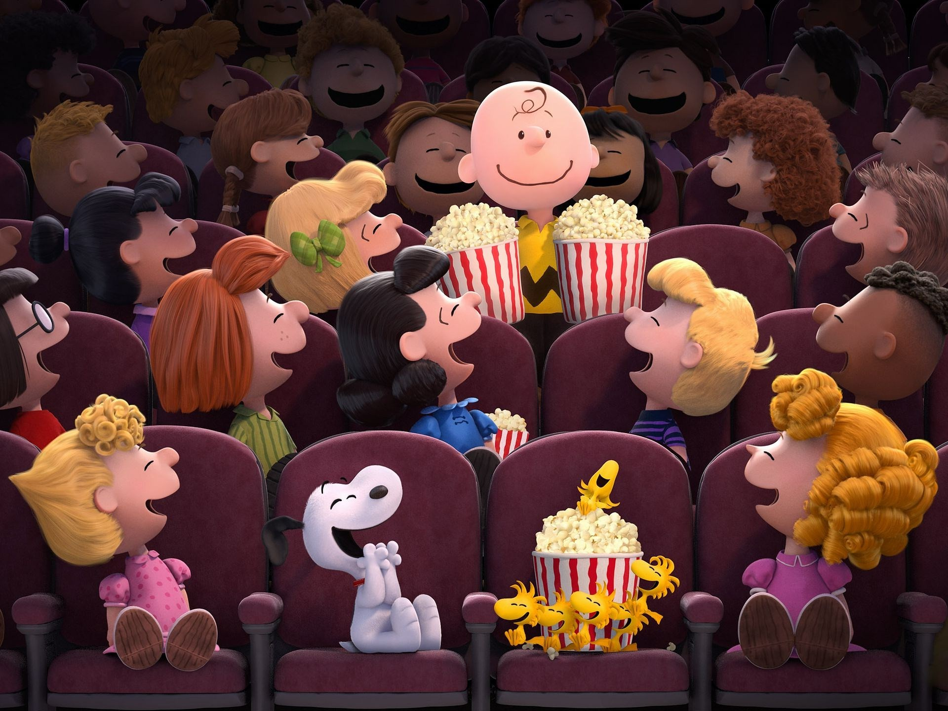 the peanuts movie � blue fox family theatres official site